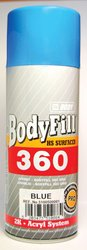 BODY 400ml SPRAY MODRY PLNIC 360 2K 6158