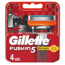 GILLETTE FUSION 4NH