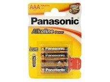 BATERIE PANASONIC 4KS MIKRO LR03 AAA