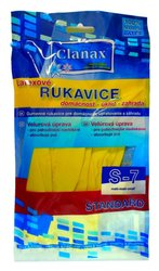 RUKAVICE GUMOVÉ STANDARD S-7 VELUR220521