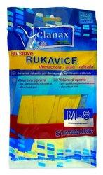 RUKAVICE GUMOVÉ STANDARD M-8 VELUR220522