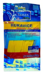 RUKAVICE GUMOVÉ STANDARDXL-10VELUR220524