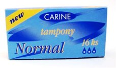 CARIN TAMPONY NORMAL 16ks 00510