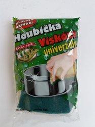 HOUBA VISKOZ.ZELENY PAD 10x7cm UNI 027