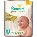 PAMPERS PREM.CARE č.3 MIDI 4-9kg 60ks
