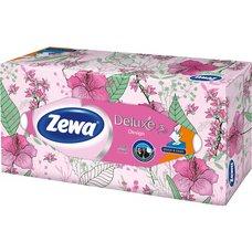 KAPESNICKY ZEWA DE LUXE 3vrstvé 90ks box